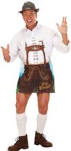 Oktoberfest Bavarian Forkle med Fotorealistisk