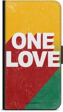 Sony Xperia Z3 Plånboksfodral - ONE LOVE