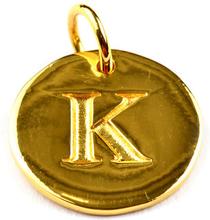 Beloved Letter Gold K, ONESIZE