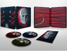 Hellraiser 1–3 - Zavvi Exclusive Steelbook (Includes Blu-ray)