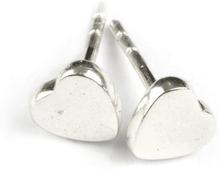 Sparkle Heart Earrings, ONESIZE