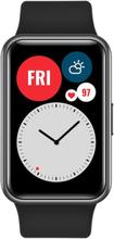 "Huawei Watch Fit 1,64"" Sort Sportsrem Graphite Black"