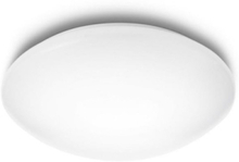 Suede ceiling lamp LED white 4x3W 7V