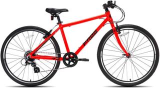 Frog Bikes 73 Barnesykkel Neon Rød