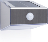 SMARTWARES Soldriven vägglampa med PIR-Sensor trap