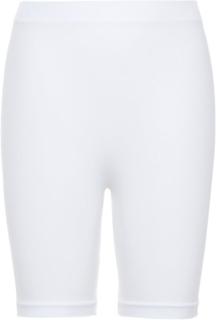 NAME IT Sømløs Sykkel Shorts Women White