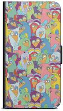 Huawei P40 Pro Plånboksfodral - Tecknade Fåglar