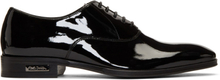 Paul Smith Black Patent Lord Derbys