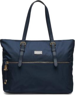 Karissa Shopping Bag M Shopper Veske Blå SAMSONITE