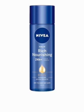 Nivea Rich Nourishing 24h Dry Body Oil