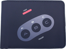 Sega Genesis Controller Wallet