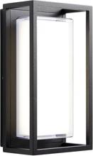Arlow væglampe 28 x 15 cm 1 x SMD LED 10,8W - Sort