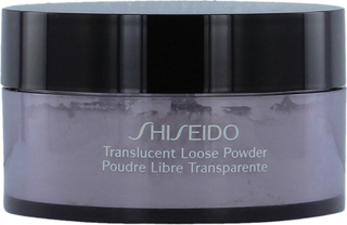 Translucent Loose Powder Shiseido Pudder
