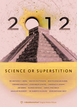 2012 : Science Or Superstition 9781934708170