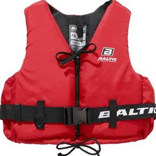 Baltic Aqua Pro Seglarväst Röd 90+ Kg