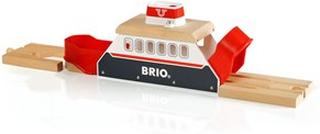 BRIO BRIO World - 33569 Färja till Järnväg 3 - 6 years