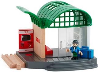 BRIO BRIO World - 33745 Tågstation 3 - 8 years
