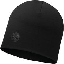 Buff Heavyweight Merino Wool Hat Regular Unisex luer Sort OneSize