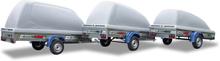 Plastkåpa Juncar Till 1250Xl/Xi Släpvagn H800mm