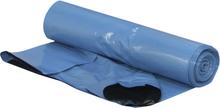 Sopsäck Cofa Bygg blå 10-pack 240L