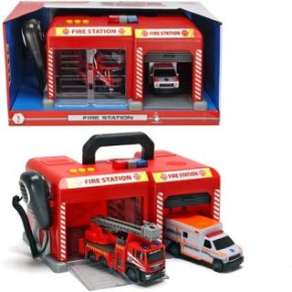 Dickie Toys - S.O.S. Brandstation