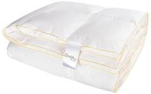 Gåsedunsdyne - Helårs varm dyne - 140x220cm - Premium By Borg - Gulddynen