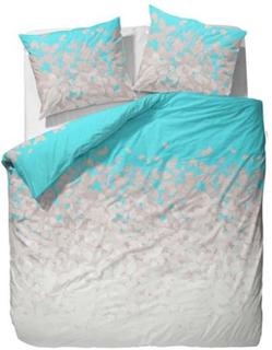 Esprit Sengesæt - 140x200 cm - Esprit Petals blue sengetøj