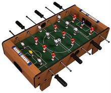 Bordfodbold bord - Måler 69 x 37cm