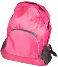 Foldbar rygsæk - Vandafvisende - Pink - 15 liter