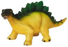 Dinosaur - Sjov dekorations lampe - Med lys - 20 cm.