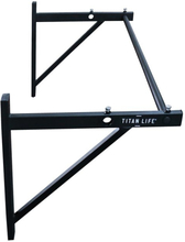 TITAN LIFE Rack pull up
