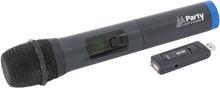 Trådlös handhållen mikrofon / USB