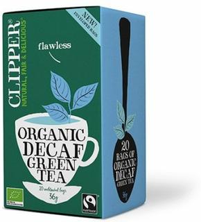 Clipper Te Grøn Te Koffeinfri Ø, 36g