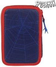 Spiderman penalhus med indhold
