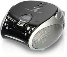 Portable fm radio with cd