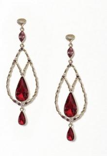 Lily and Rose Garbo earrings Scarlett