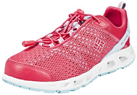 Columbia Drainmaker III Lapset kengät , punainen US 1 (EU 32) 2017 Melontatossut