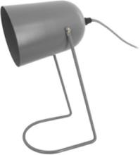 Mørkegrå Bordlampe