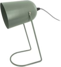 Grøn Bordlampe