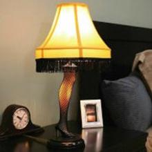 NECA Christmas Story - 20 Lamp - Desk Leg