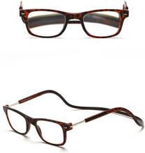 Nyhet! magnet-läsglasögon väldigt praktiska!