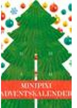 Mini Pixi -kalenteri Joulukuusi