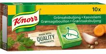 Knorr Grönsaksbuljong 10 st