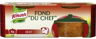 Knorr Fond Du Chef Oksekødfond 4 x 28 g