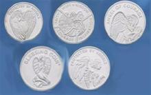 Sortering med 12 mynt