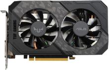 GeForce GTX 1660 SUPER TUF OC - 6GB GDDR6 SDRAM - Grafikkort