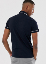 French Connection piping polo-Navy