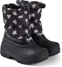 Reima, Winter boots Nefar Black