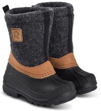 Reima, Winter boots Jalan Black
