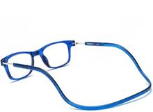 Praktiska läsglasögon (styrka upp till 4,0) magnet